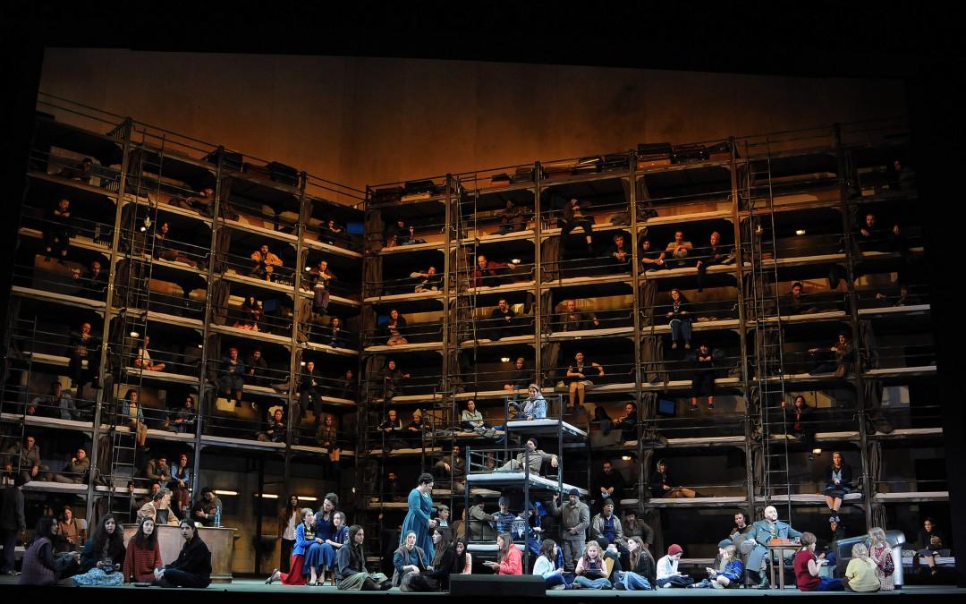 Desastroso Otello de Verdi