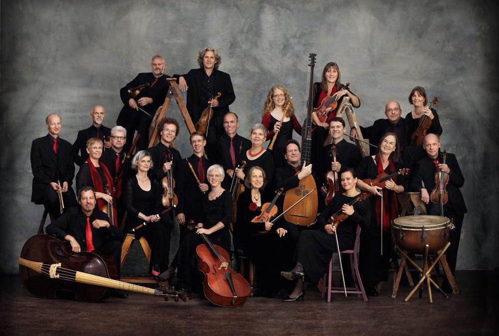 Conciertos de Brandemburgo y la Akademie für Alte Musik Berlin: Primera parte