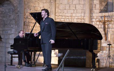 Mauro Peter debuta en la Schubertiada de Vilabertrán