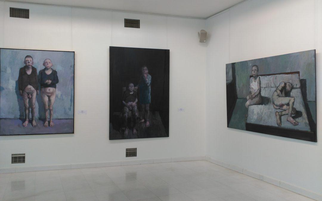 Los que se han ido: pintura contemporánea en el Museo Frissiras de Atenas