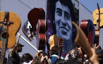 Víctor Jara, el poeta revolucionario chileno