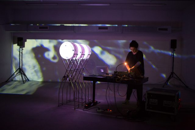 Aurelia 1+Hz/ Proto Viva Sonification. Credit: Ars Electonica