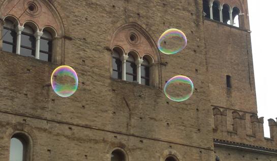 La Burbuja Coqueta: Interfaces y tiempos de medida