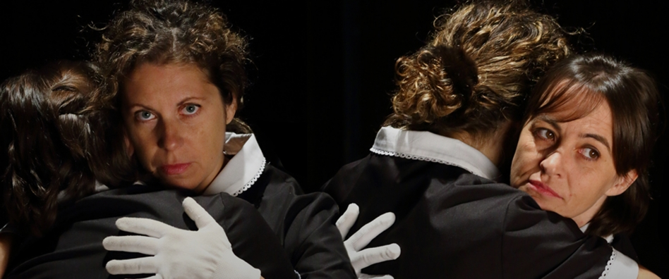 Las criadas, de Jean Genet, en el Teatre La Seca-Espai Brossa. Una invitación al gozo