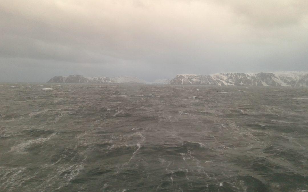 Diario de expediciones pasadas: Cómo se experimenta en el Ártico (V):