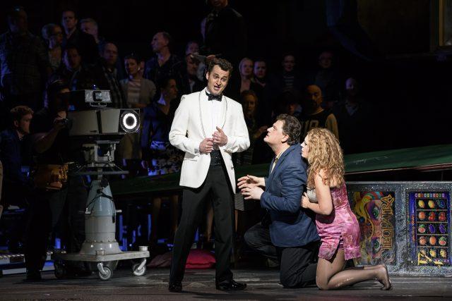 Manon Lescaut en la Royal Opera House. Acto tercero.