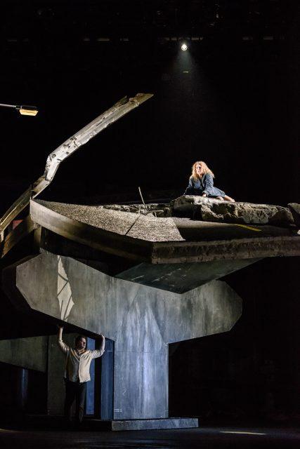 Manon Lescaut; ROH Covent Garden. Acto cuarto.