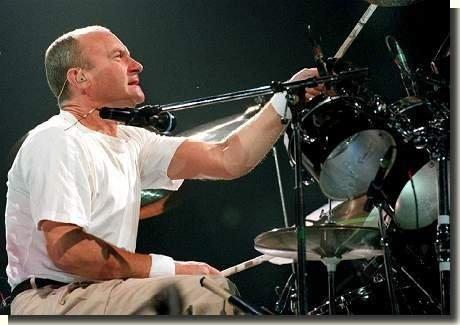 Aún no estoy muerto: el imparable Phil Collins