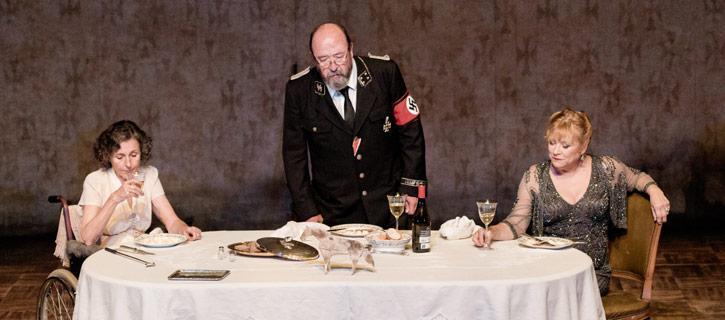 Thomas Bernhard y el retorno de lo reprimido: DAVANT LA JUBILACIÓ (Teatre Lliure de Gràcia)