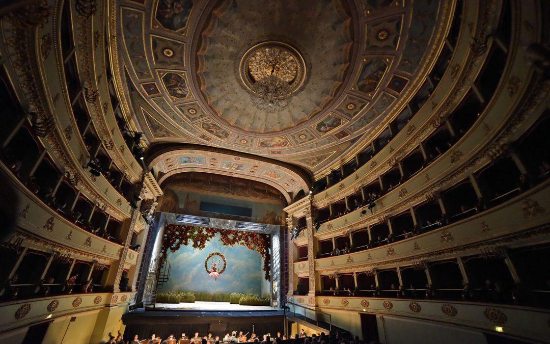 """En busca de la música perdida: sobre """"La scuola de' gelosi"""", de Salieri"""