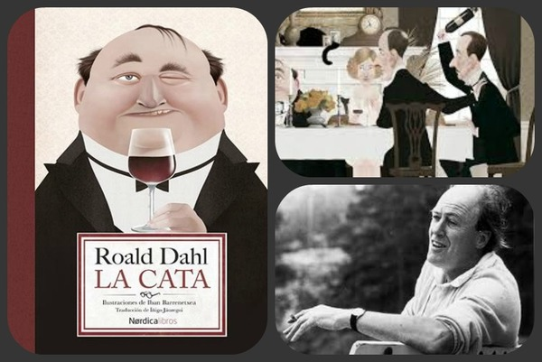 La cata de Roald Dahl