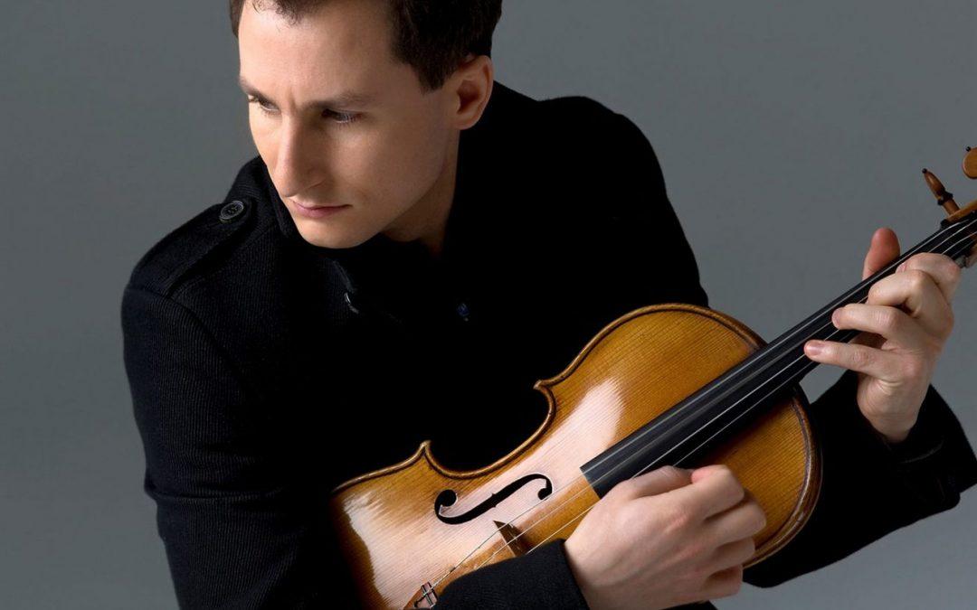 En defensa de la viola: el concierto de Bartók con Antoine Tamestit