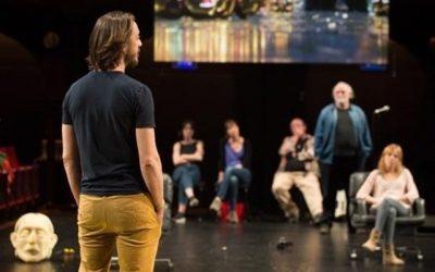 Chévoj y la abulia contemporánea. IVÁNOV. Dirigido por Àlex Rigola. Teatre Lliure de Montjuïc-Espectáculo en catalán