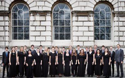 Amor y verano con el coro del King's College de Londres
