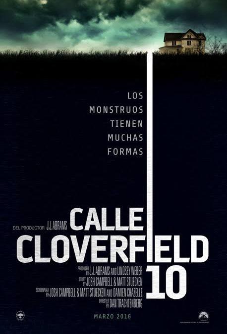 Comedias inesperadas: 10 Cloverfield Lane