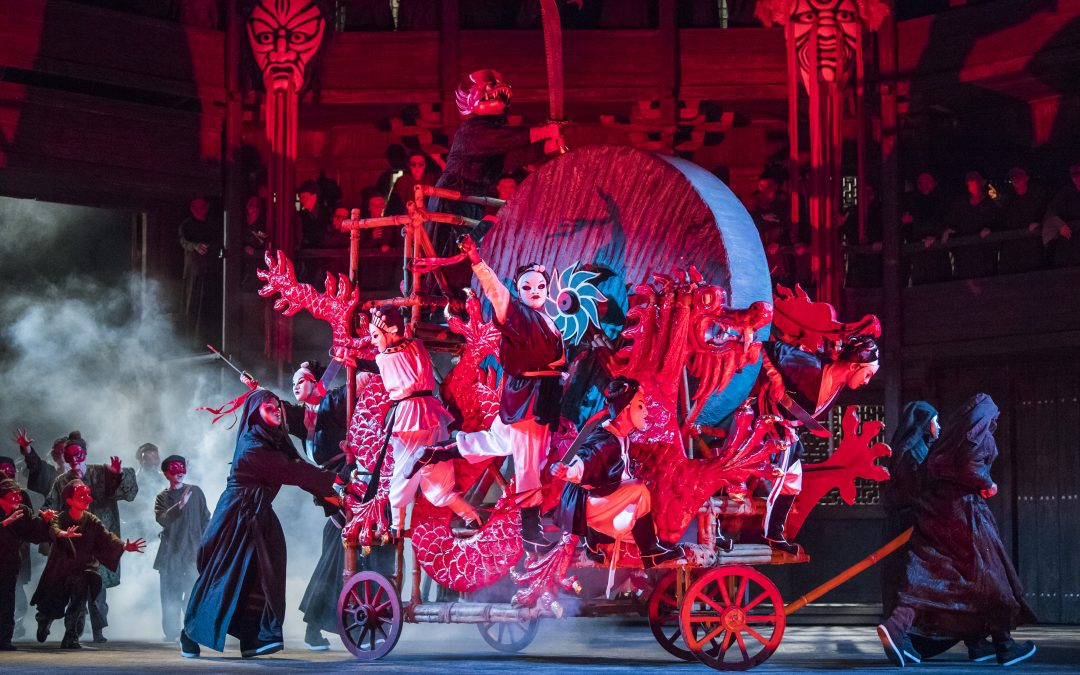Turandot en la Royal Opera House