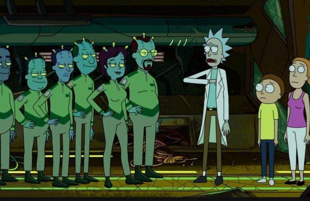 Rick, Morty y la sempiterna lucha entre Identidad y Diferencia