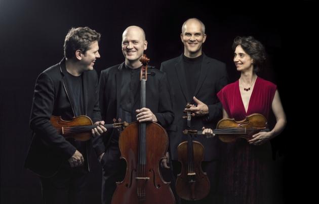 El Cuarteto Casals aborda la integral de Beethoven