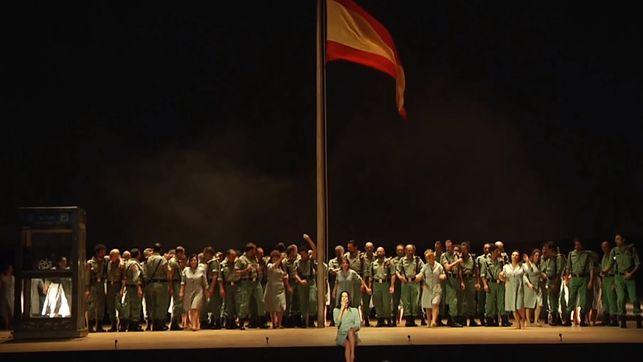 """La seductora y enigmática """"Carmen"""" de Bizet en el Teatro Real"""