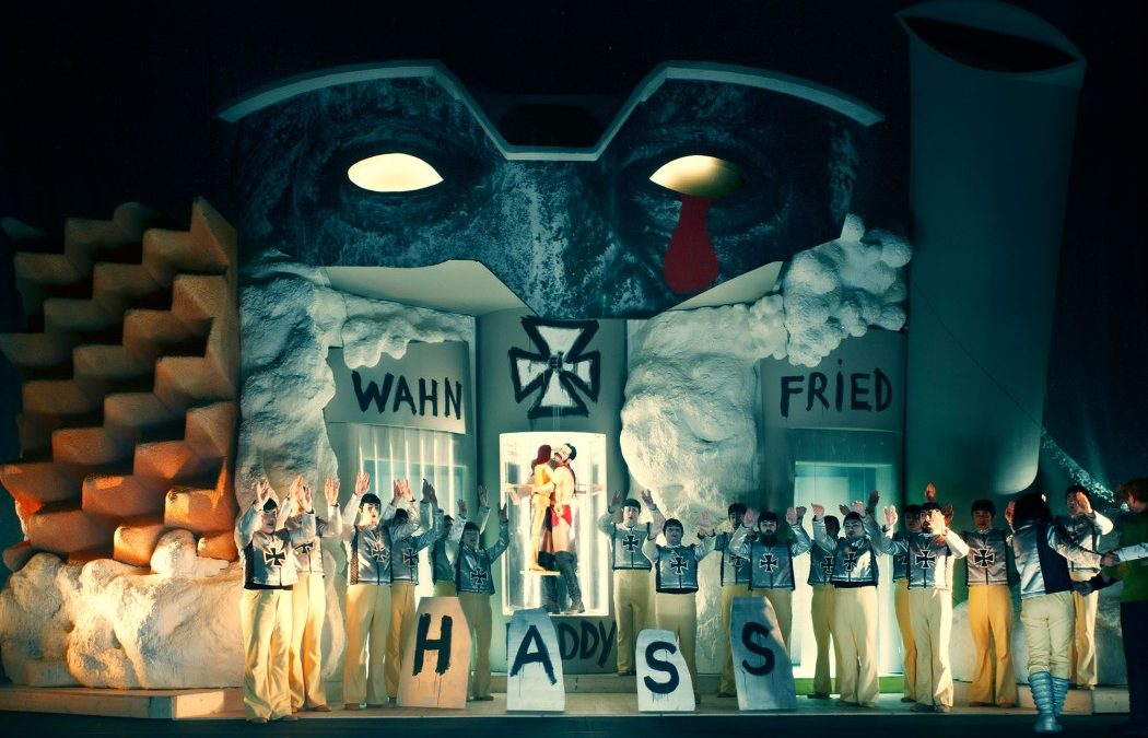 Nada nuevo bajo el sol: Estreno de MONDPARSIFAL BETA 9-23, de Bernhard Lang, en el Berliner Festspiele