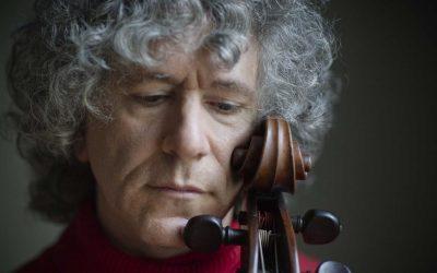 Isserlis interpreta varias suites de Bach en el Palau