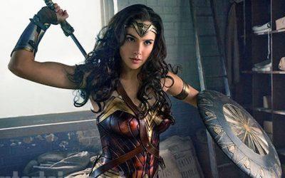 Las chicas son guerreras: superheroínas de película