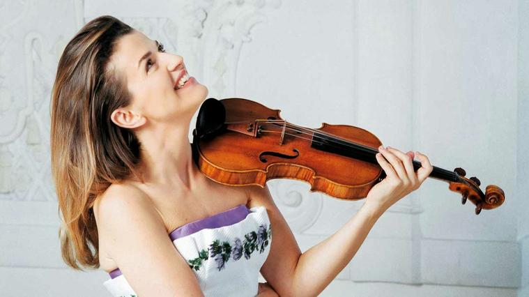 El violín según Mutter
