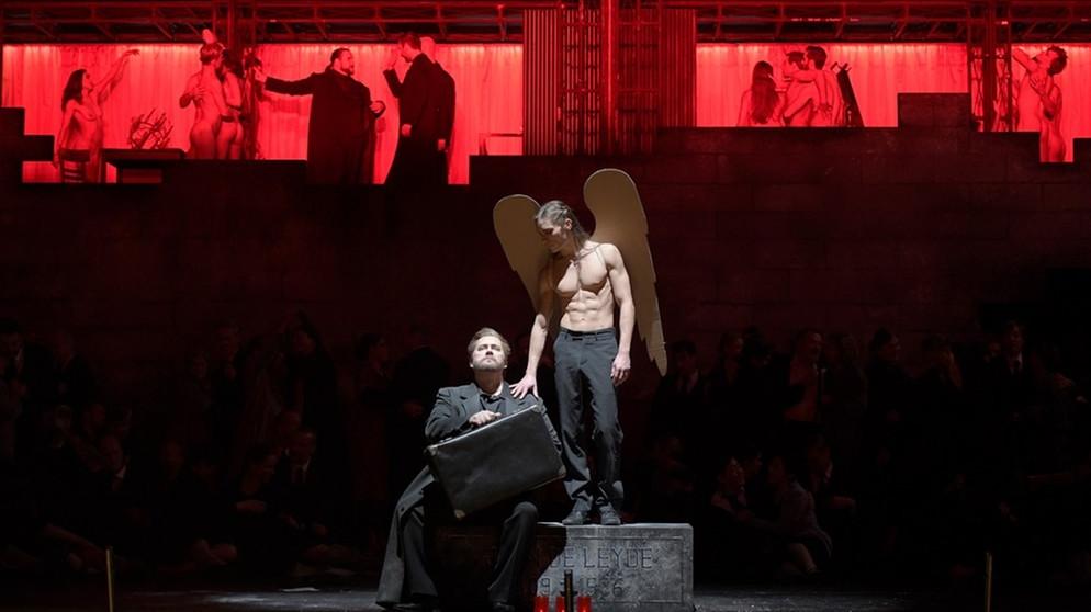 Malograda Le Prophète en la Deutsche Oper de Berlín: horror vacui, machismo y voces grises