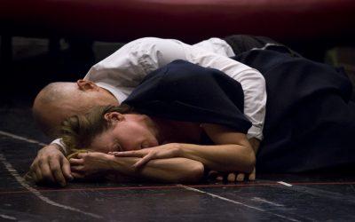Atrapado por el ángel exterminador en el Teatro Español