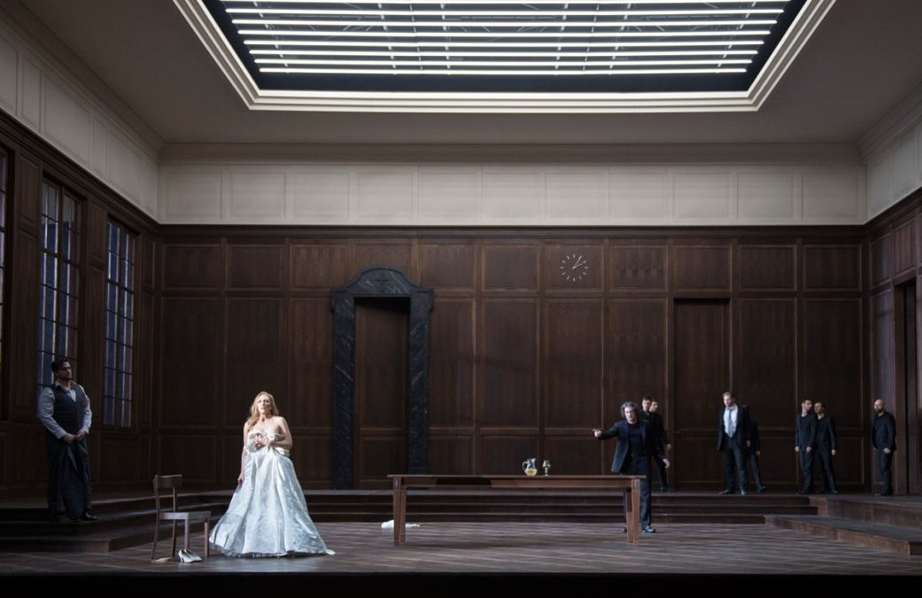 Das Wunder der Heliane, de Korngold, en la Deutsche Oper: el reto de programar rarezas