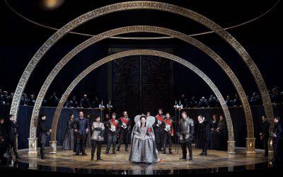 "¡Larga vida a la reina! ""Gloriana"" de Benjamin Britten en el Teatro Real"