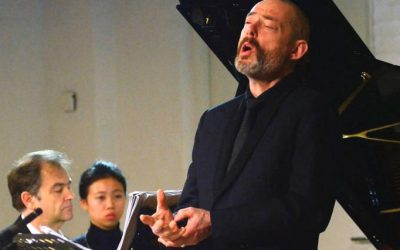 "Schubert y Britten: ""a matter of taste"""