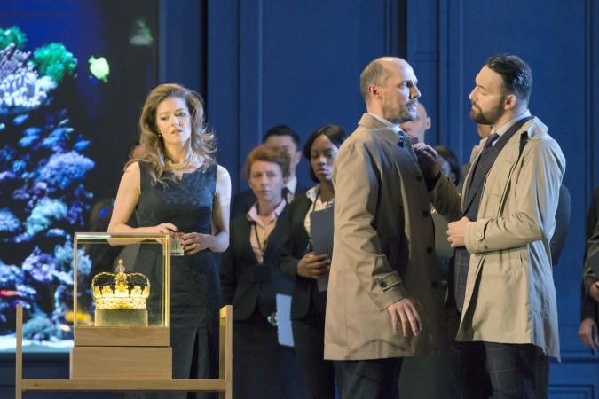 Lessons in Love and Violence, la nueva ópera de George Benjamin