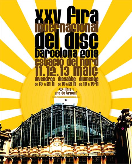 Tocadiscos a punto: la Feria Internacional del Disco de Barcelona ya está aquí!