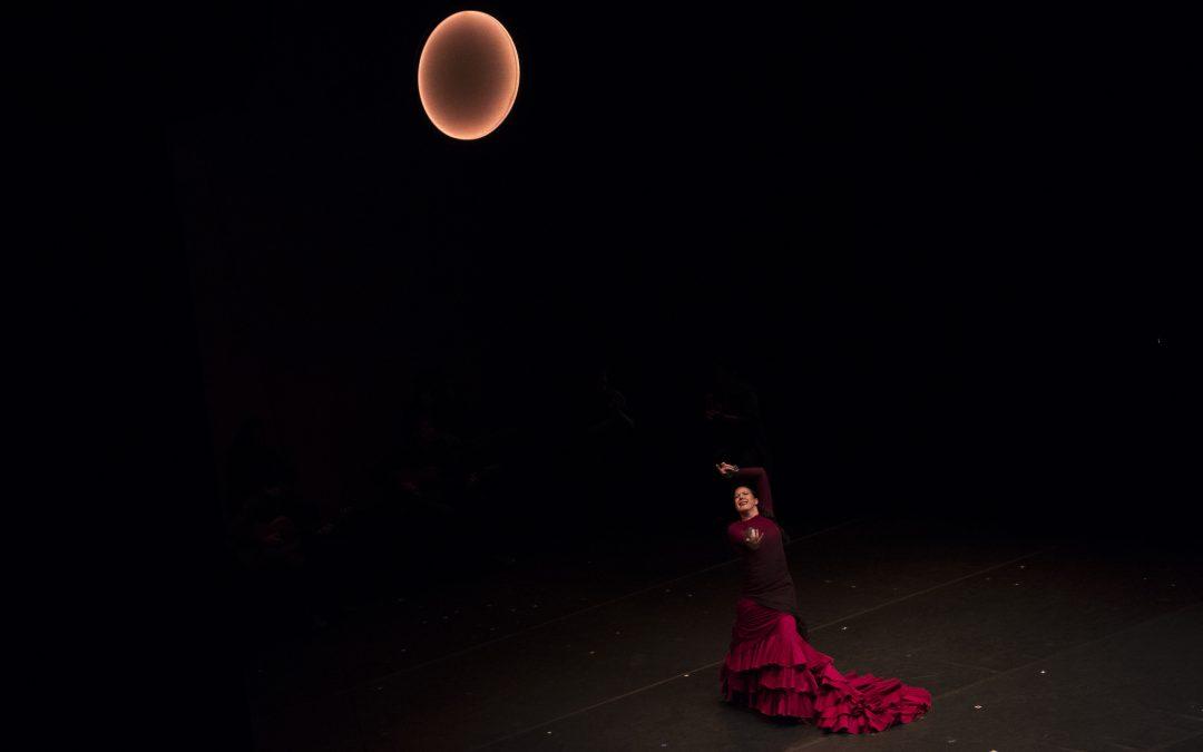 María Pagés y su Oda al tiempo en el FIS: el aire que nos roza