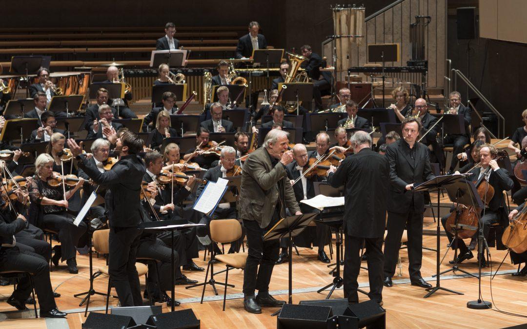 Gergiev frente a Zimmermann y Bruckner en el MusikFest 2018 de Berlín